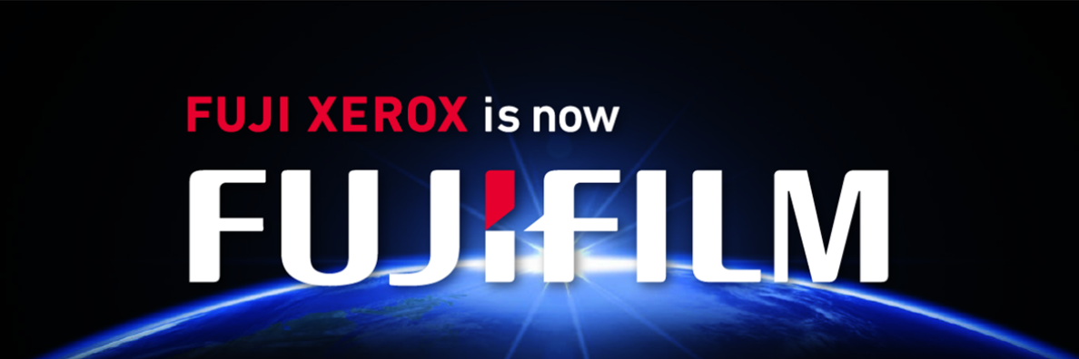 Fuji Xerox menjadi Fujifilm Business Innovation