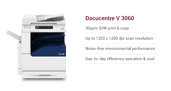 DocuCentre-V 3060
