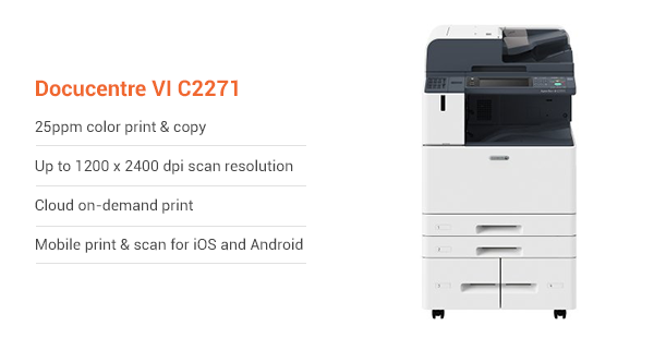 DocuCentre VI C7771