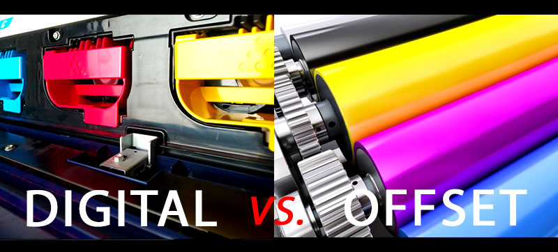 image cover Offset vs Digital [printing