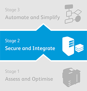 Stage 2:Secure and Integrate