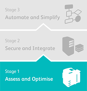Stage 1:Assess and Optimize