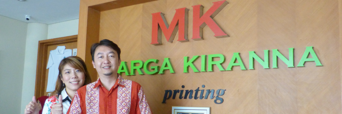 MK Printing Bali, Leveraging Packaging Printing Business and Promotion with Fuji Xerox Iridesse