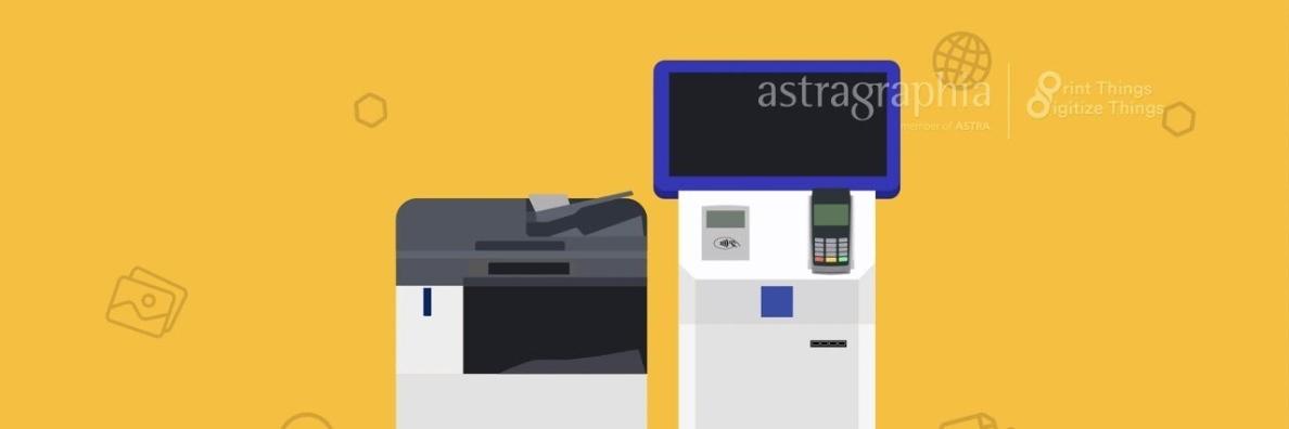 Vending Machine untuk Print, Emang Bisa?