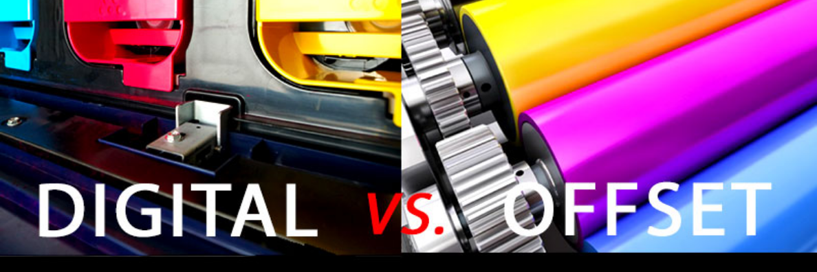 What to Choose, Offset Printing or Digital Printing?