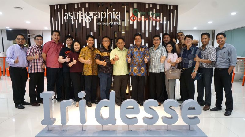 Astragraphia Document Solution again held an Open House themed Beyond Imagination, in accordance with the tagline of the newest production machine Iridesse Production Press.