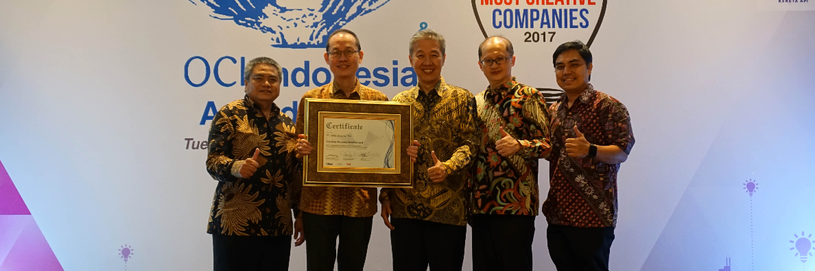 Astragraphia Wins OCI Indonesia Awards 2017