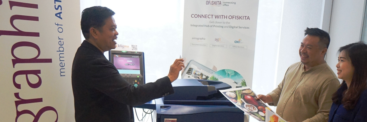 OFISKITA Offers One Stop Office Solution for Corporation and Business Actors in Indonesia